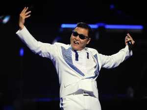 "Korean Music Artist PSY, Creator of 2012's ""Gangnam Style"""